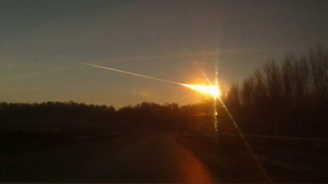 asteroid that hit russia 2017 - photo #18