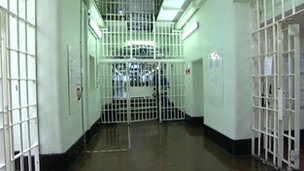 HMP Gloucester, A wing