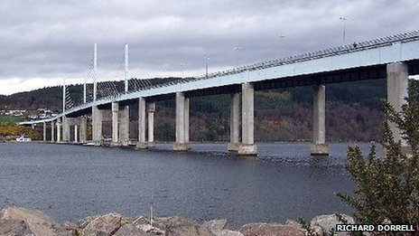 Kessock Bridge
