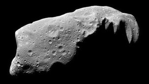 Asteroid Ida