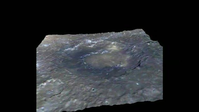 Mercury hollow