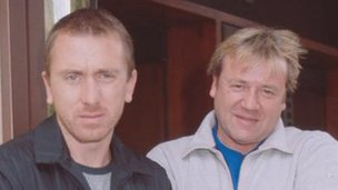 Tim Roth and Ray Winstone in 1999