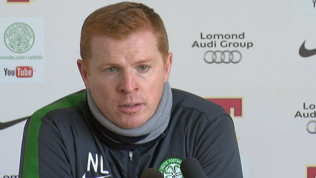 Interview - Celtic boss Neil Lennon