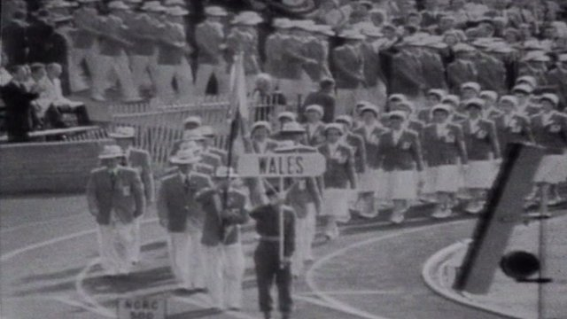 The Empire Games in 1958