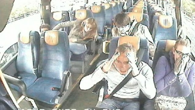 Bus CCTV