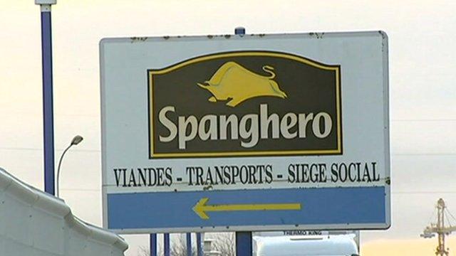 Spanghero premises