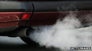 Car exhaust generic