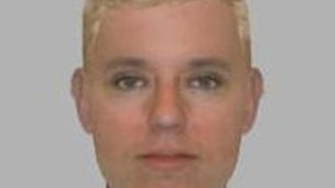 E-fit issued by Kent Police