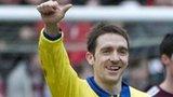 Kilmarnock forward Paul Heffernan
