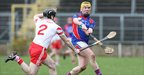 Paul Gillan and Anthony Kelly in action at Clone