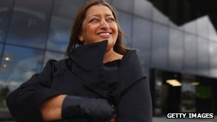 Dame Zaha Hadid