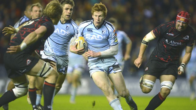 Edinburgh 16-17 Cardiff Blues