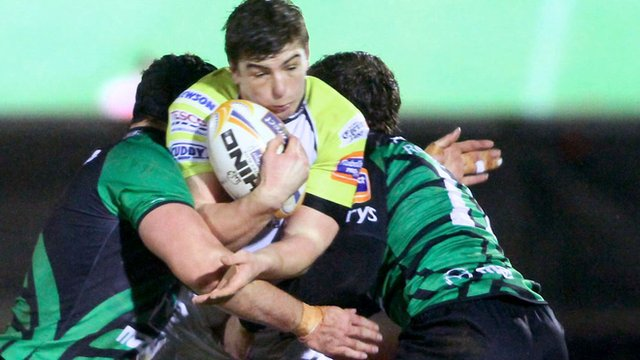 Connacht 22-10 Ospreys