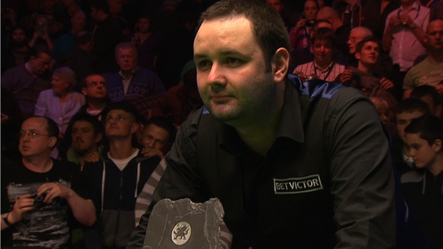 2013 Welsh Open champion Stephen Maguire