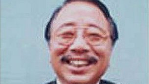 Imkong L Imchen 