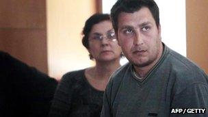 Deyan Deyanov in court in Tenerife