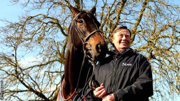 Nicky Henderson
