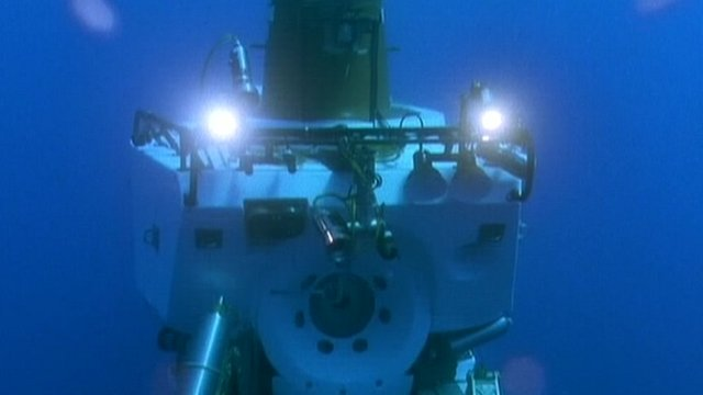 Alvin the submersible