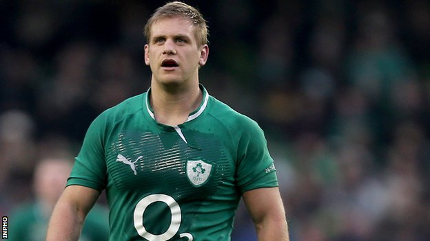 Chris Henry of Ireland