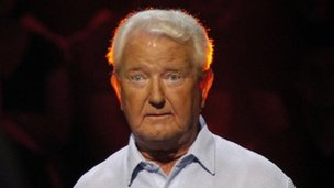 Derek Batey, pictured in 2003