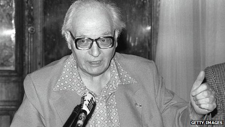 French composer Olivier Messiaen
