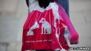 HMV bags