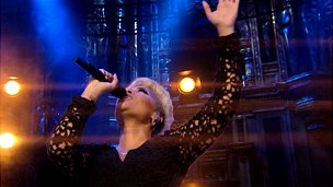 Emeli Sande at the Royal Albert Hall