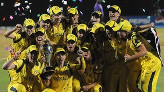 World Cup Winners Australia