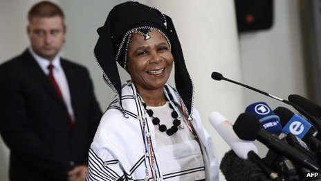 Mamphela Ramphele (18 February 2013)