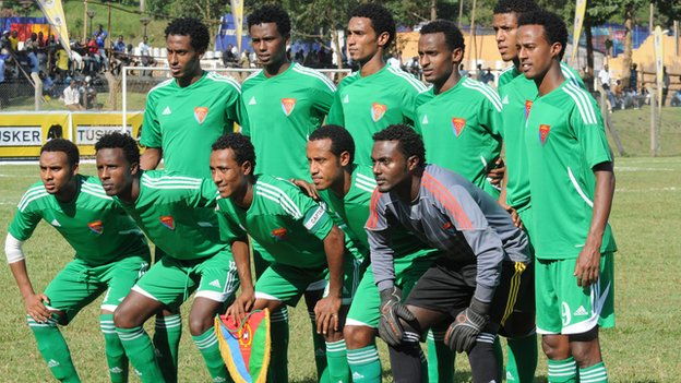 Eritrean national team