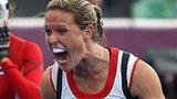 Olympic bronze medallist Christa Cullen