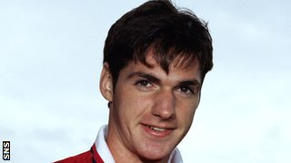 Former Aberdeen winger Joe Miller