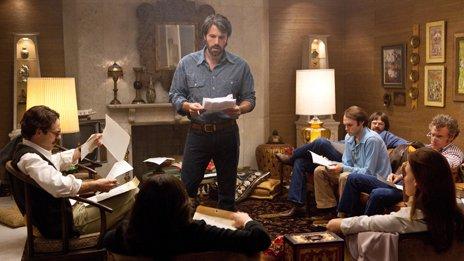 A scene from Argo