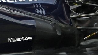 Williams exhaust