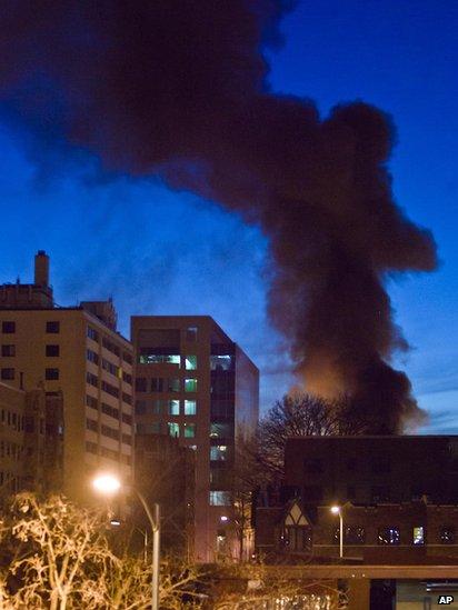 Smoke Smell Kansas City