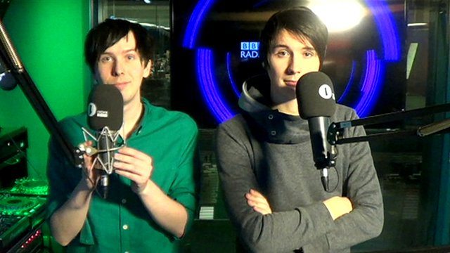 Phil Lester and Dan Howell