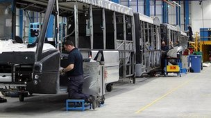 Ashok Leyland operations at Optare