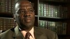 Willy Mutunga, Kenya's chief justice