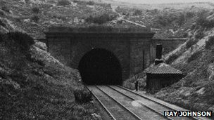 Harecastle railway tunnel