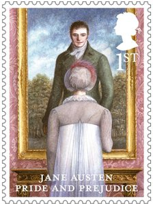 Pride And Prejudice stamp