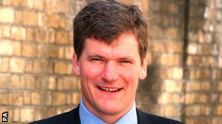 David Gill in 1997