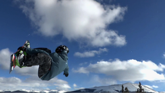 Slopestyle makes its Olympic Debut in 2014