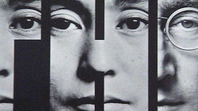 Work by Yoko Ono