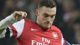 Arsenal captain Thomas Vermaelen