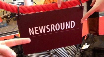 Newsround sign