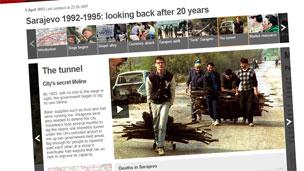 BBC Sarajevo story