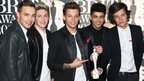 One Direction took home an award