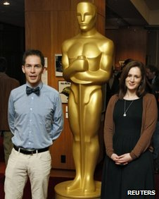 Oscar-nominated animators Timothy Reckart and Fodhla Cronin O'Reilly