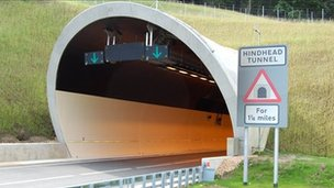Hindhead Tunnel