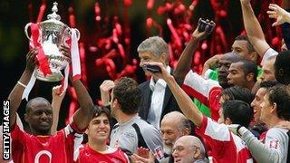 Arsenal 2005 FA Cup